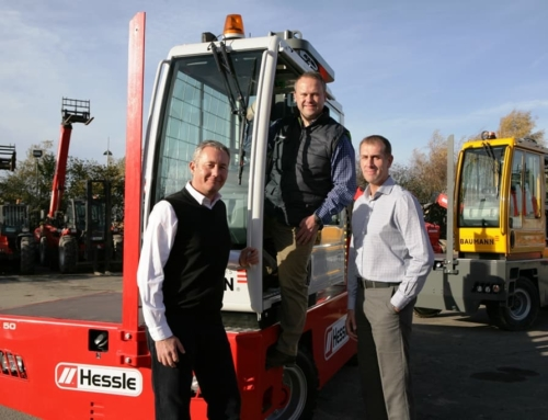 Baumann Honours Hessle With Dealer Of The Year Award