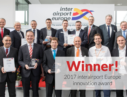 Airport Vehicle Lifts Innovation Award