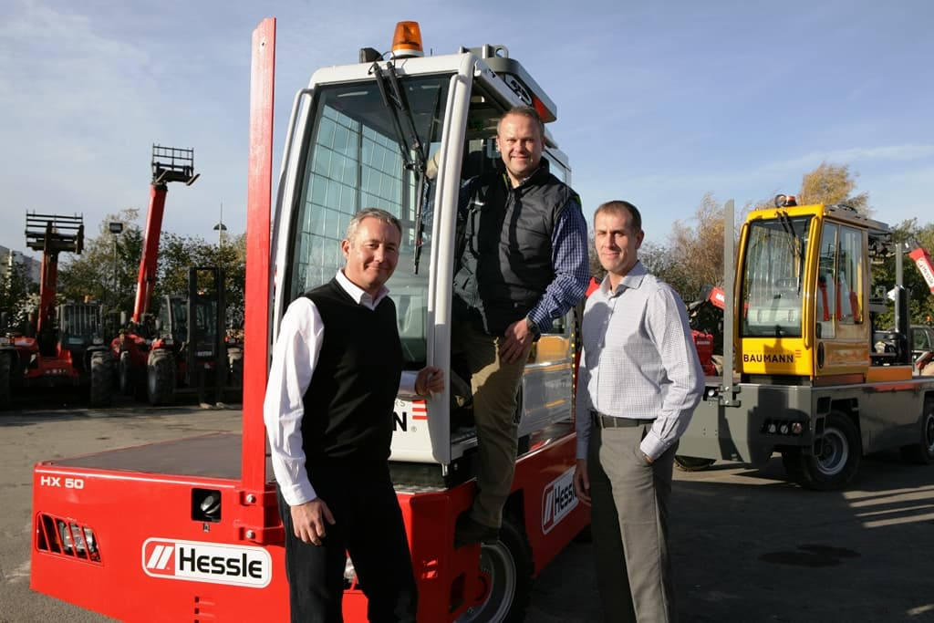 Baumann UK Appoints Hessle