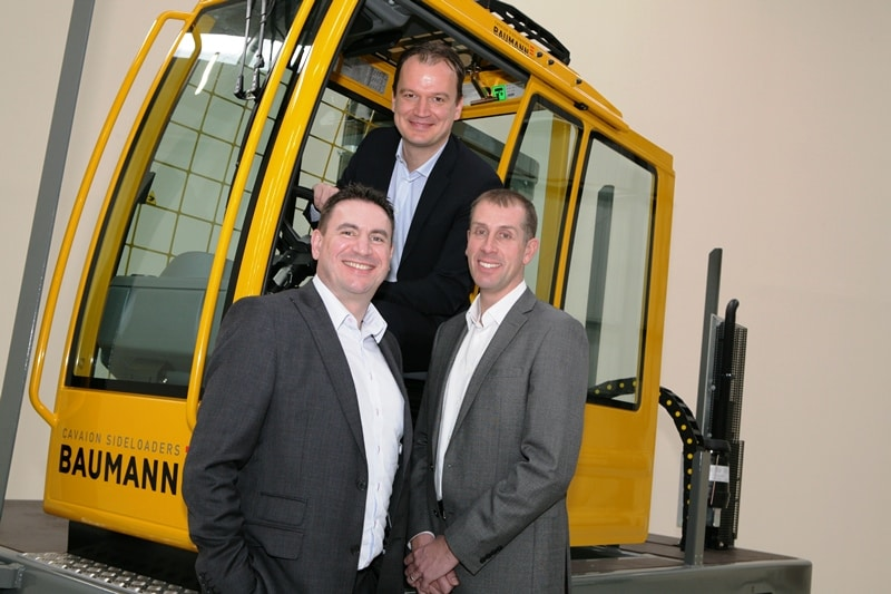 Baumann Appoints Carrylift