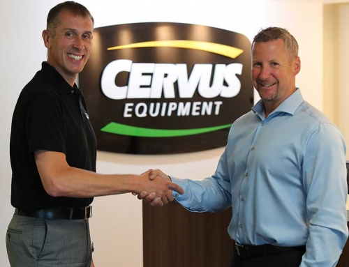 Baumann Appoints Cervus Equipment